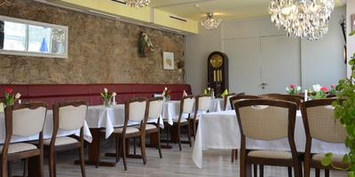 Unser Restaurant in der Stadthalle Niedernhall
