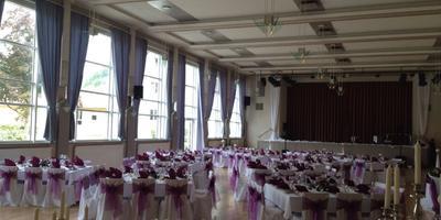 Impressionen der Stadthalle Niedernhall